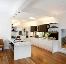 Modern Kitchen Designs Sydney It U0027s Big And Very Sleek Modern Kitchen Sydney By Cradle Design