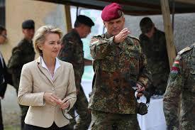 Traueranzeigen Bad Kissingen Ursula Von Der Leyen Will In Bundeswehr Standort Investieren 70