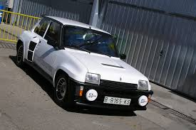 renault 5 turbo group b renault rs5 turbo maxi