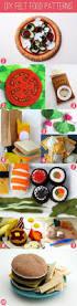 Toy Kitchen Set Food Best 25 Pretend Food Ideas Only On Pinterest Kids Play Food