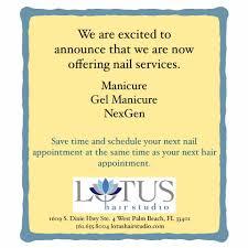 Haircut Palm Beach Gardens Lotus Hair Studio Home Facebook