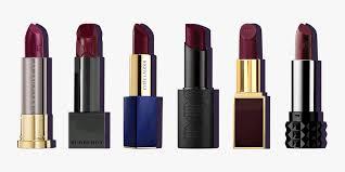 12 best plum lipsticks for fall 2017 dark plum lipstick shades