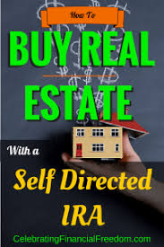 to buy real estate with a self directed ira