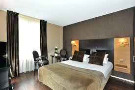 chambre hotel luxe decoration chambre hotel luxe contemporain chambre by