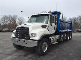 freightliner dump truck freightliner dump trucks for sale used trucks on buysellsearch