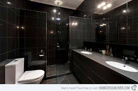 black bathroom ideas simple images of black bathrooms free amazing wallpaper collection