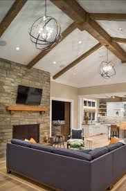 Lighting Options For Vaulted Ceilings Living Room Amazing Best 10 Vaulted Ceiling Lighting Ideas On