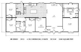 double wide mobile home floor plans bedroom double wide mobile