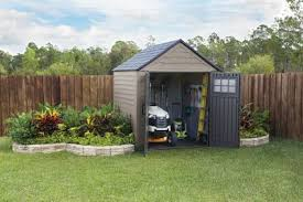 outdoor sheds storage