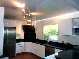 plafond cuisine eclairage cuisine plafond lumiere led plafond beau eclairage cuisine