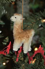 vicuña ornament