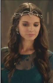 reign tv show hair beads lady kenna reign regal pinterest reign kenna reign and