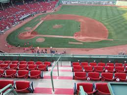 Fenway Park Seating Map Fenway Park Section Pavilion Box 5 Row A Seat 1 Boston Red Sox