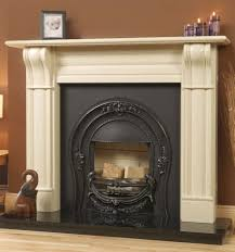 Light Brown Paint by Decorating Ideas Handsome Fireplace Decoration With Rectangular
