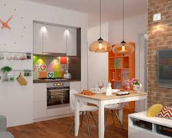 Kitchen Interior Designs For Small Spaces 4 Cute And Stylish Spaces Under 50 Square Meters