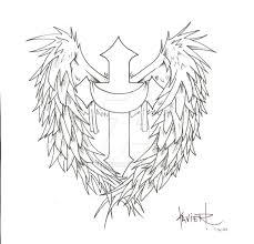 cross wings by xavier2501 on deviantart