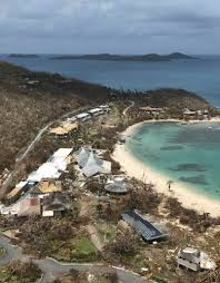 hurricane maria heads toward already battered caribbean islands