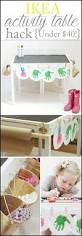 image collection kids activity table with storage all can drying
