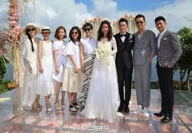 wedding dress di bali all about ruby and wallace huo s wedding in bali world