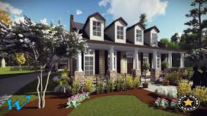 Texas Ranch House by Build This New Home At Texas Grand Ranch Youtube