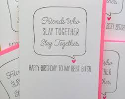 best friend birthday etsy