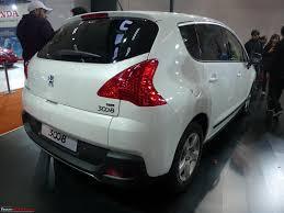 peugeot suv 2012 peugeot including 508 sedan auto expo 2012 team bhp