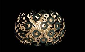 dandelion floor lamp hivemodern com