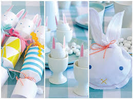 Easter Decorations Za by How To Make These Cute Bunny Decorations For Your Easter Table