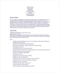 cosmetology resume template 6 cosmetology resume templates pdf doc free premium templates