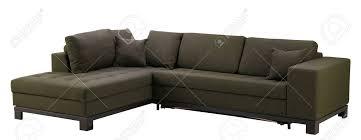 chemin de canapé canapé meubles isolé sur fond blanc inclure un chemin de détourage