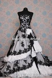 1371 black lace white ivory wedding dresses equador ian stuart