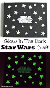 glow in the dark star wars craft thesuburbanmom