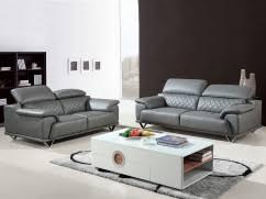 canapé cuir gris clair canapé cuir pas cher chez la maison du canapé