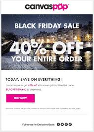best site to find black friday deals 8 awesome black friday cyber monday email campaigns you can steal