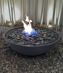 Concrete Firepit Cast Concrete For Modern Pits Paloform