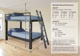 Best Bunk Bed For Adults Glamorous Bedroom Design - Size of bunk beds