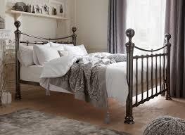 nelson black nickel metal bed frame metal beds bed frames and