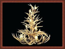 how to make an antler chandelier u2013 eimat co