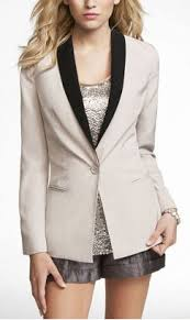 your stylist the right evening jacket to wear with a cocktail