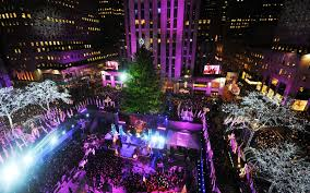 how to the 2016 rockefeller center tree lighting live