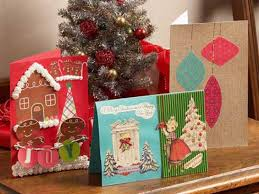 home for the holidays week 2 handmade greeting cards