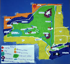 A Map Of New York State by New York State Map In Play Doh A Map Of New York State Mad U2026 Flickr