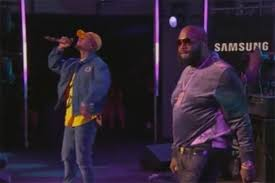 ross black friday rick ross and chris brown bust out u0027sorry u0027 and u0027back to sleep u0027 on