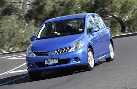 nissan tiida series 3 launched photos 1 of 9