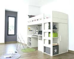 lit mezzanine avec bureau intégré lit mezzanine avec bureau integre lit mezzanine 2 places bureau lit