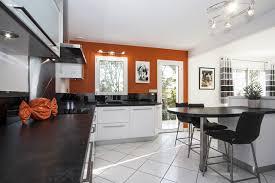 hotte cuisine ouverte élégant cuisine ouverte ou fermée beau design à la maison design