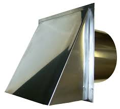 range exhaust wall vents and roof vents from luxury metals