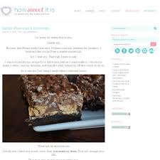 Brownies By Hervé Cuisine Http Better Than Brownies Pearltrees