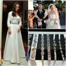 chelsea clinton wedding dress bridal belts couture bridal