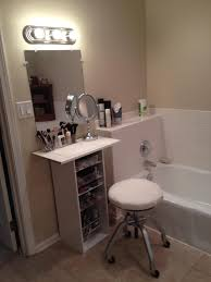 Homemade Makeup Vanity Ideas Bathroom Makeup Vanity Ideas Home Appliance Greenvirals Style